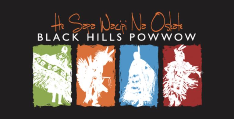 Black Hills Powwow Logo