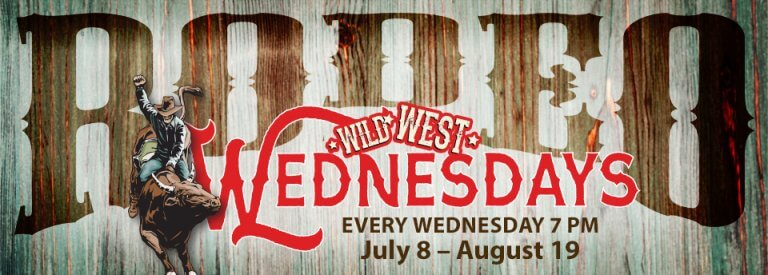 Rodeo Wednesdays Promotion