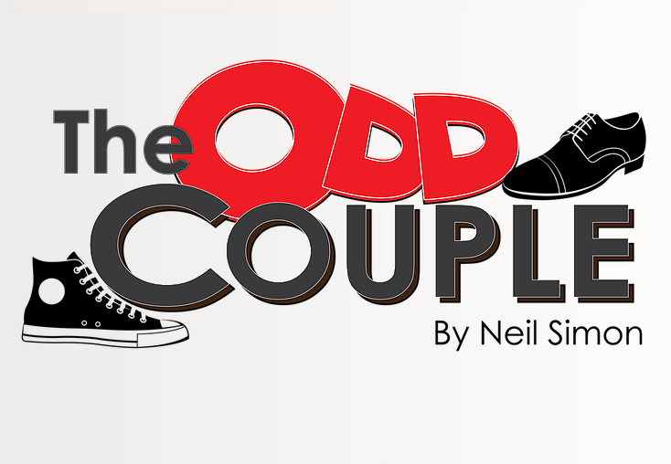 The Odd Couple Play Title