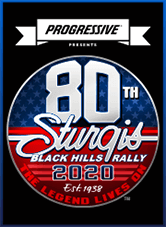 80th Sturgis Rally Logo